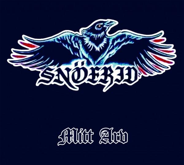 Snöfrid - Mitt Arv Digipak CD