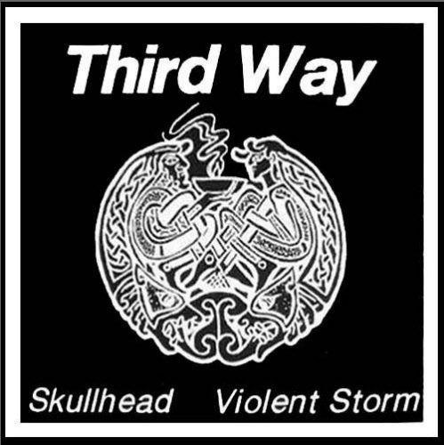 "Third Way - Skullhead / Violent Storm 7"" EP"