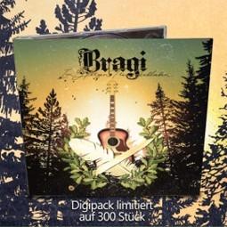 Bragi - Im Herzen Treu Geblieben Digipak CD