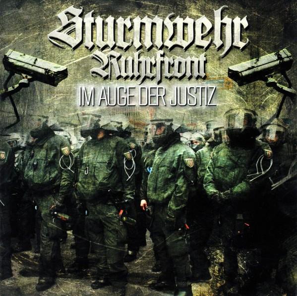 Sturmwehr Ruhrfront - Im Auge der Justiz CD