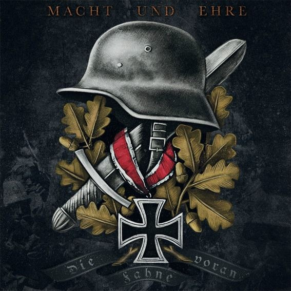 Macht & Ehre - Die Fahne voran (Neuauflage) CD