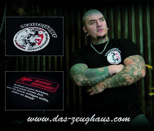 Gigi - Rattenfänger Pocketdruck - T-Hemd