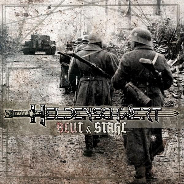 Heldenschwert - Blut und Stahl CD