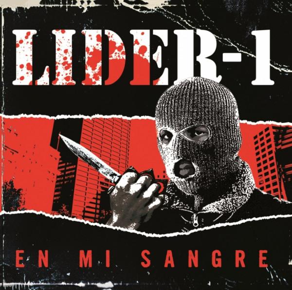 Lider 1 - En mi sangre CD