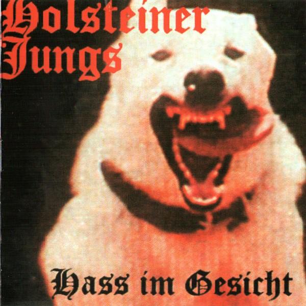 Holsteiner Jungs - Hass im Gesicht CD