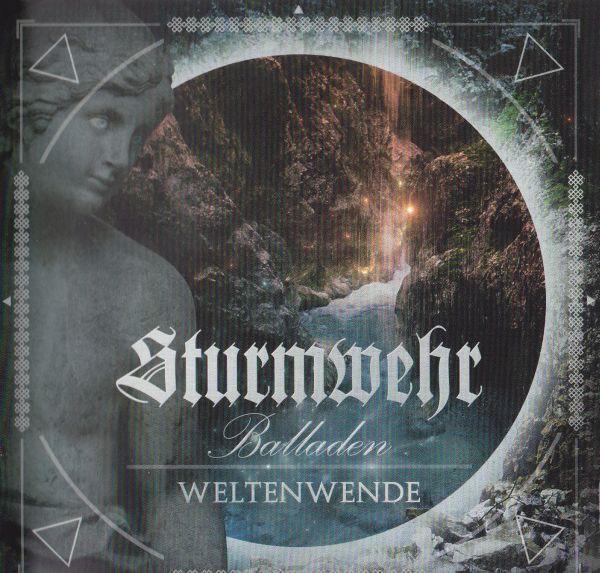 Sturmwehr - Weltenwende CD