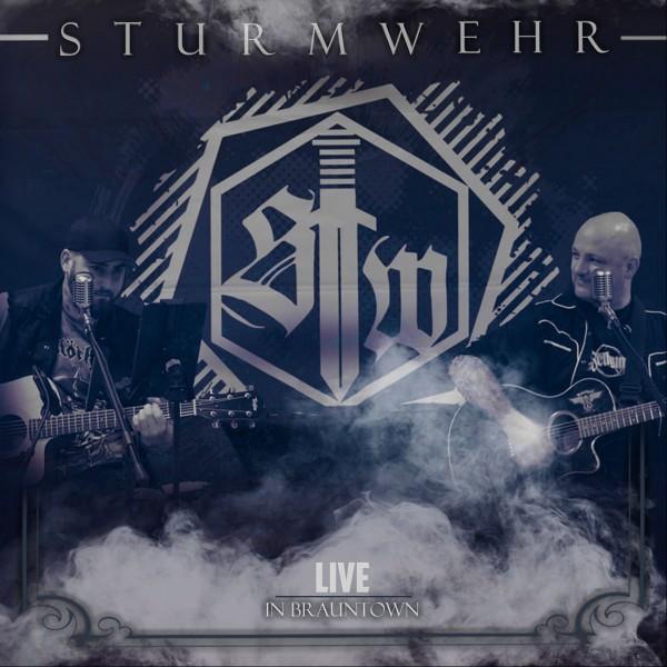 Sturmwehr - Live in Brauntown CD