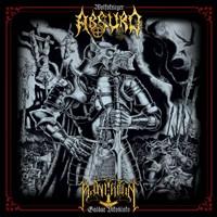 Absurd/Pantheon - Wolfskrieger/Galdur Vikodlaks (Split CD)