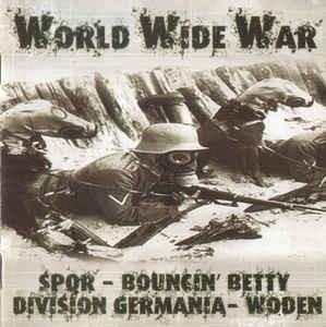 World Wide War Sampler CD