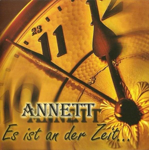Annett - Es ist an der Zeit