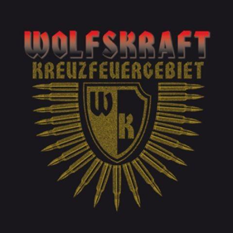 Wolfskraft - Kreuzfeuergebiet CD