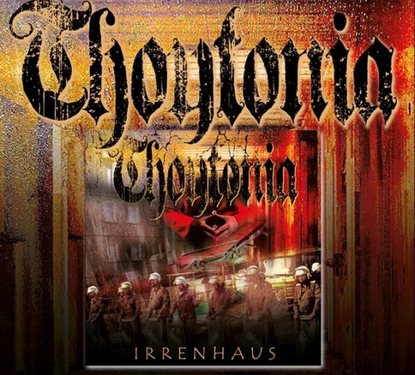 THOYTONIA - IRRENHAUS CD