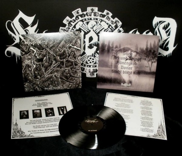 TOTENBURG - Art und Kampf LP