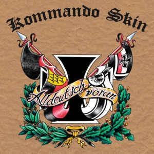 Kommando Skin - Alldeutsch voran CD