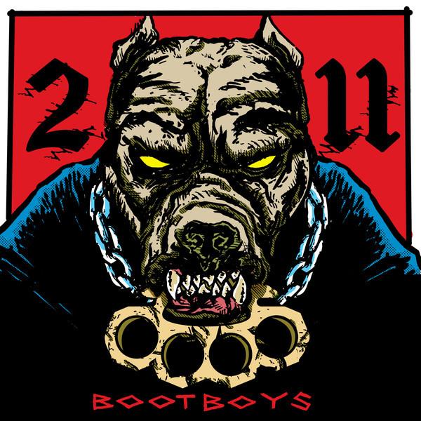 211 - Bootboy Compilation, CD
