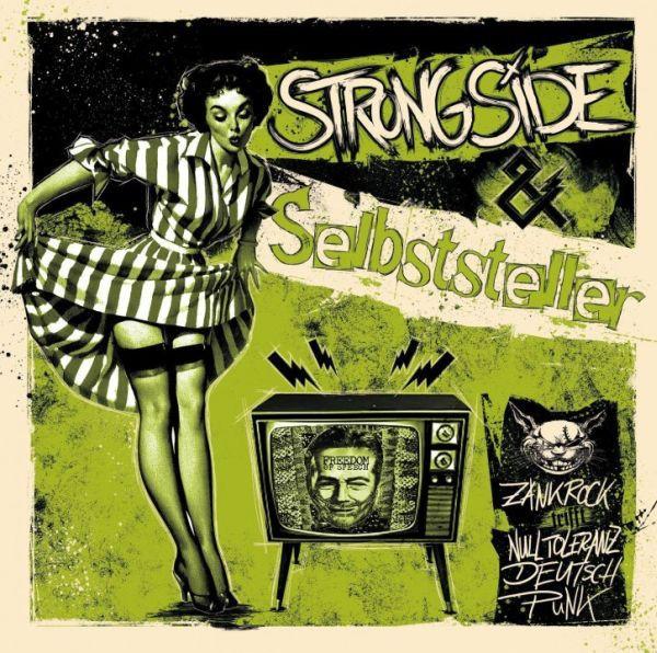 Strongside / Selbststeller EP
