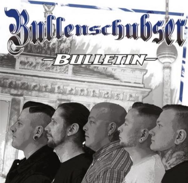 Bullenschubser – Bulletin Mini CD