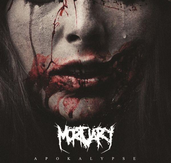 MORTUARY - APOCALYPSE CD