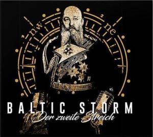 BALTIC STORM - DER ZWEITE STREICH Digipak CD