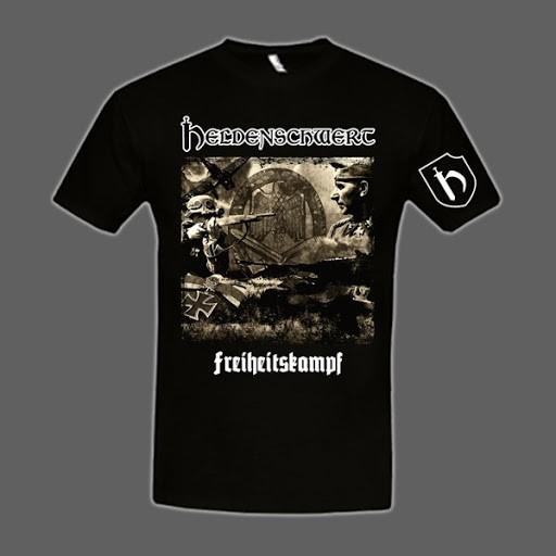Heldenschwert - Freiheitskampf T-Hemd