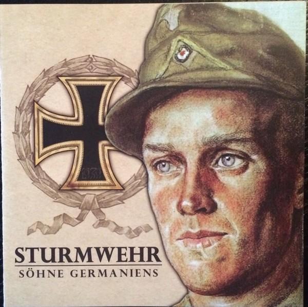 Sturmwehr - Söhne Germaniens CD
