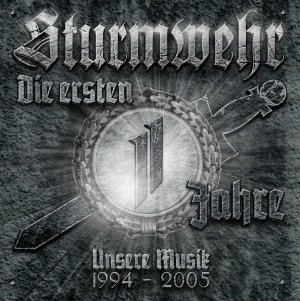 Sturmwehr - Die ersten 11 Jahre Doppel CD