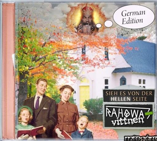 Rahowas Vittnen - Se det frn den ljusa sidan CD