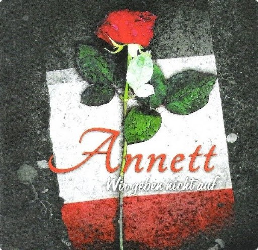 Annett - Wir geben nicht auf CD