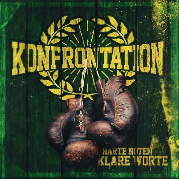 Konfrontation - Harte Noten - Klare Worte CD