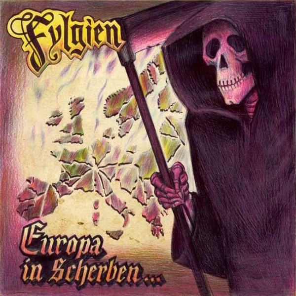 FYLGIEN - EUROPA IN SCHERBEN CD