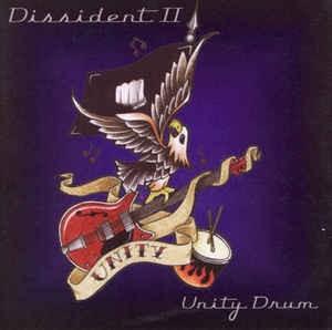 DISSIDENT II - UNITY DRUM CD