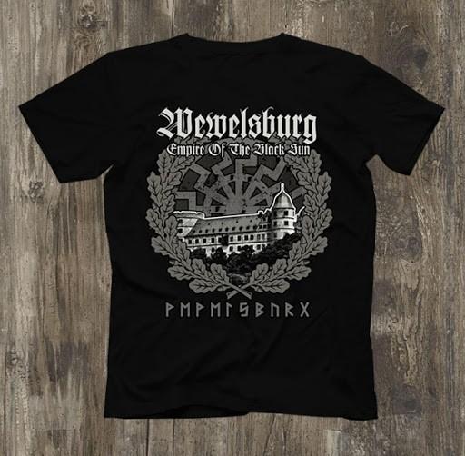 Wewelsburg - Empire of the black sun T-Hemd