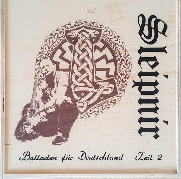 Sleipnir - Balladen für Deutschland Teil. 2 / 3er LP Box
