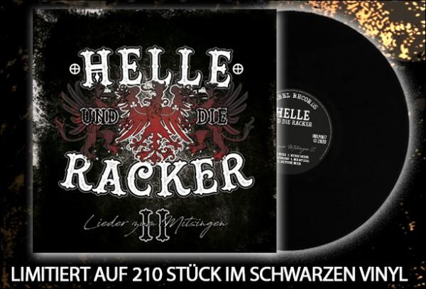 Helle und die Racker – Lieder zum Mitsingen II LP