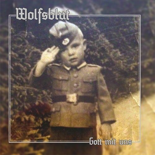 Wolfsblut - Gott mit uns CD