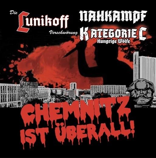 Lunikoff - Nahkampf - Kategorie C MLP schwarz