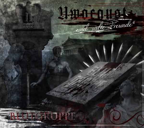 UWOCAUST UND ALTE FREUNDE - BLUTGRUPPE CD