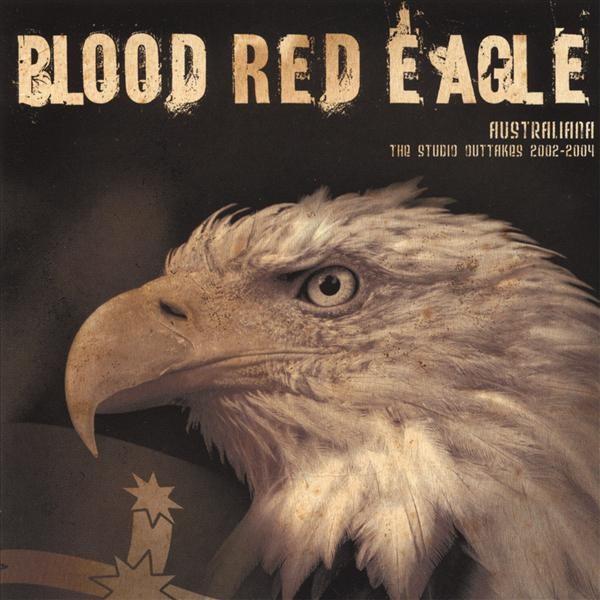 Blood Red Eagle - Australiana LP