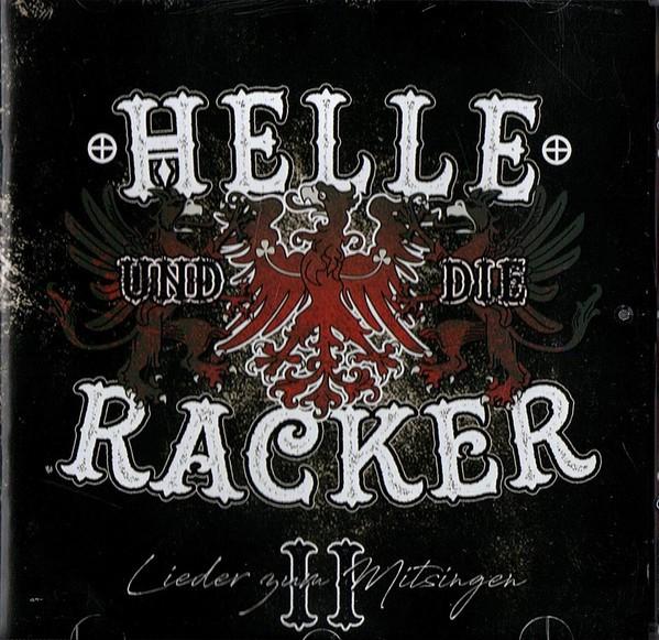 HELLE UND DIE RAC'KER - LIEDER ZUM MITSINGEN 2 CD