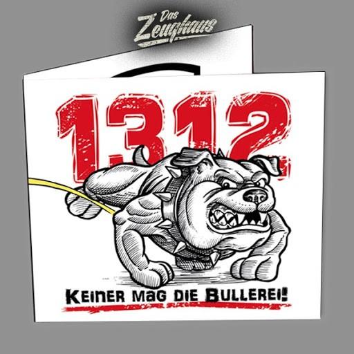 Volksgemurmel - 1312 keiner mag die Bullerei CD