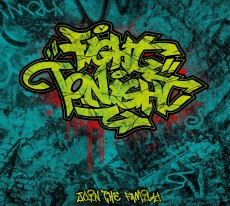 FIGHT TONIGHT - JOIN THE FAMILY - LIVE CD