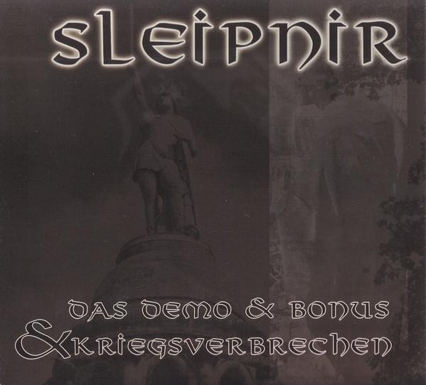 Sleipnir - Das Demo + Demo & Kriegsverbrechen CD