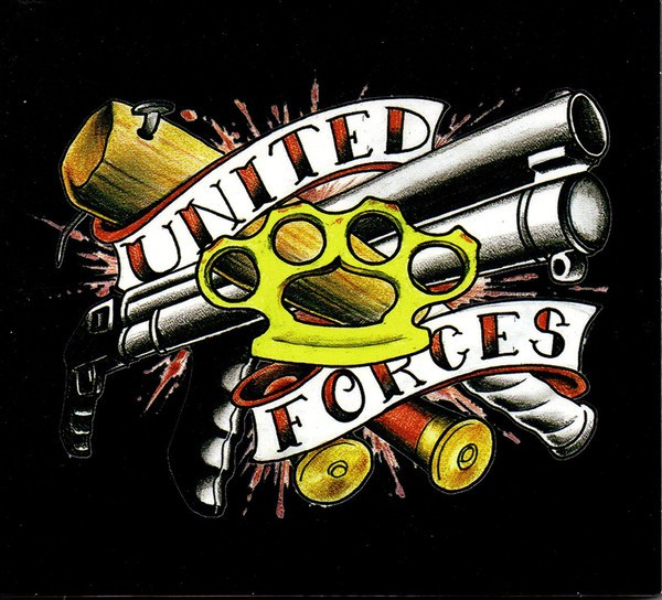 Verszerzödes / English Rose - United Forces Digipak CD