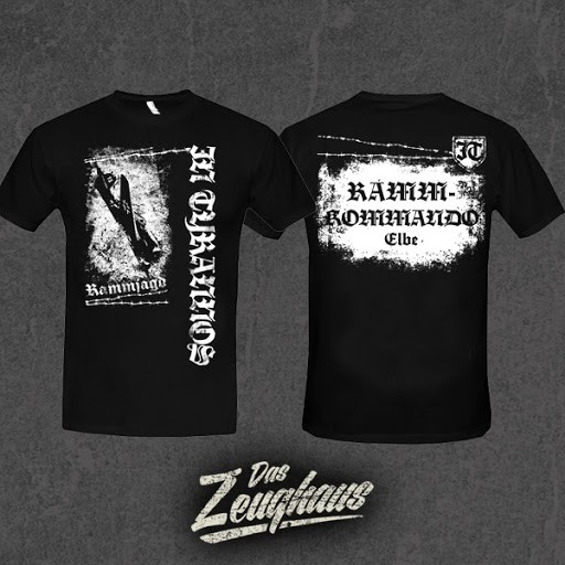 In Tyrannos - Rammjagd T-Hemd