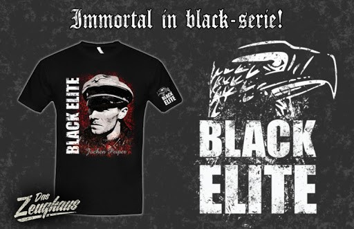 Black Elite - Jochen Peiper T-Hemd