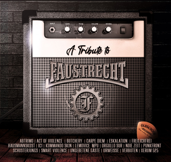 A tribute to Faustrecht CD
