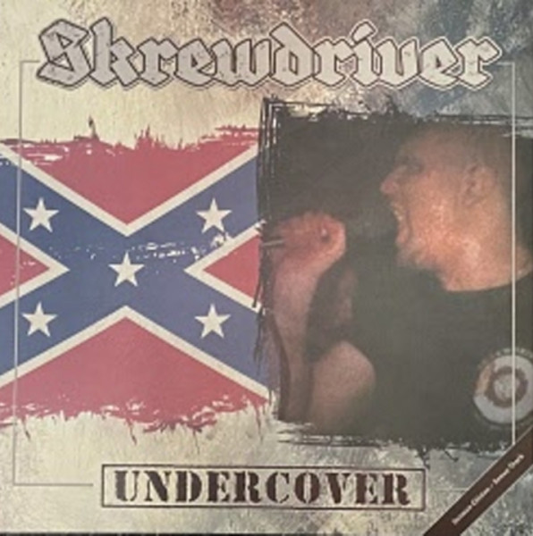 Skrewdriver - Undercover Doppel LP