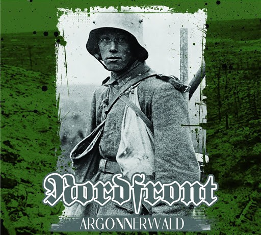 Nordfront - Argonnerwald Digipak CD