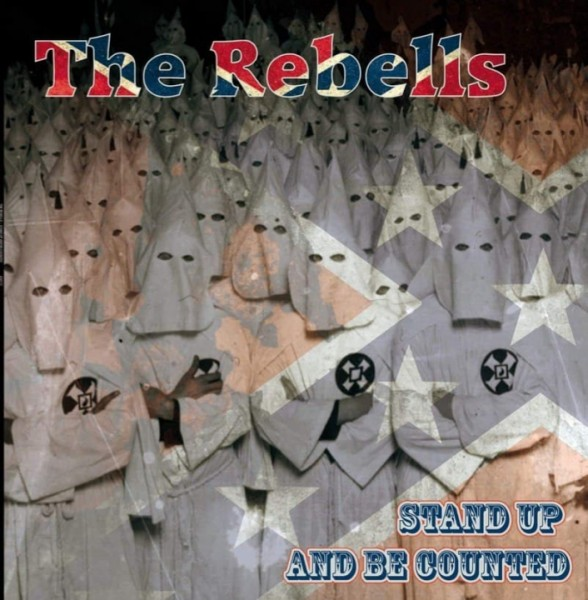 The Rebells - Stand up And be Counted - LP