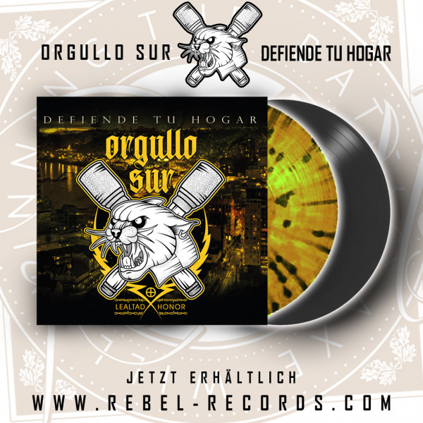 Orgullo Sur - Definede Tu Hogar LP